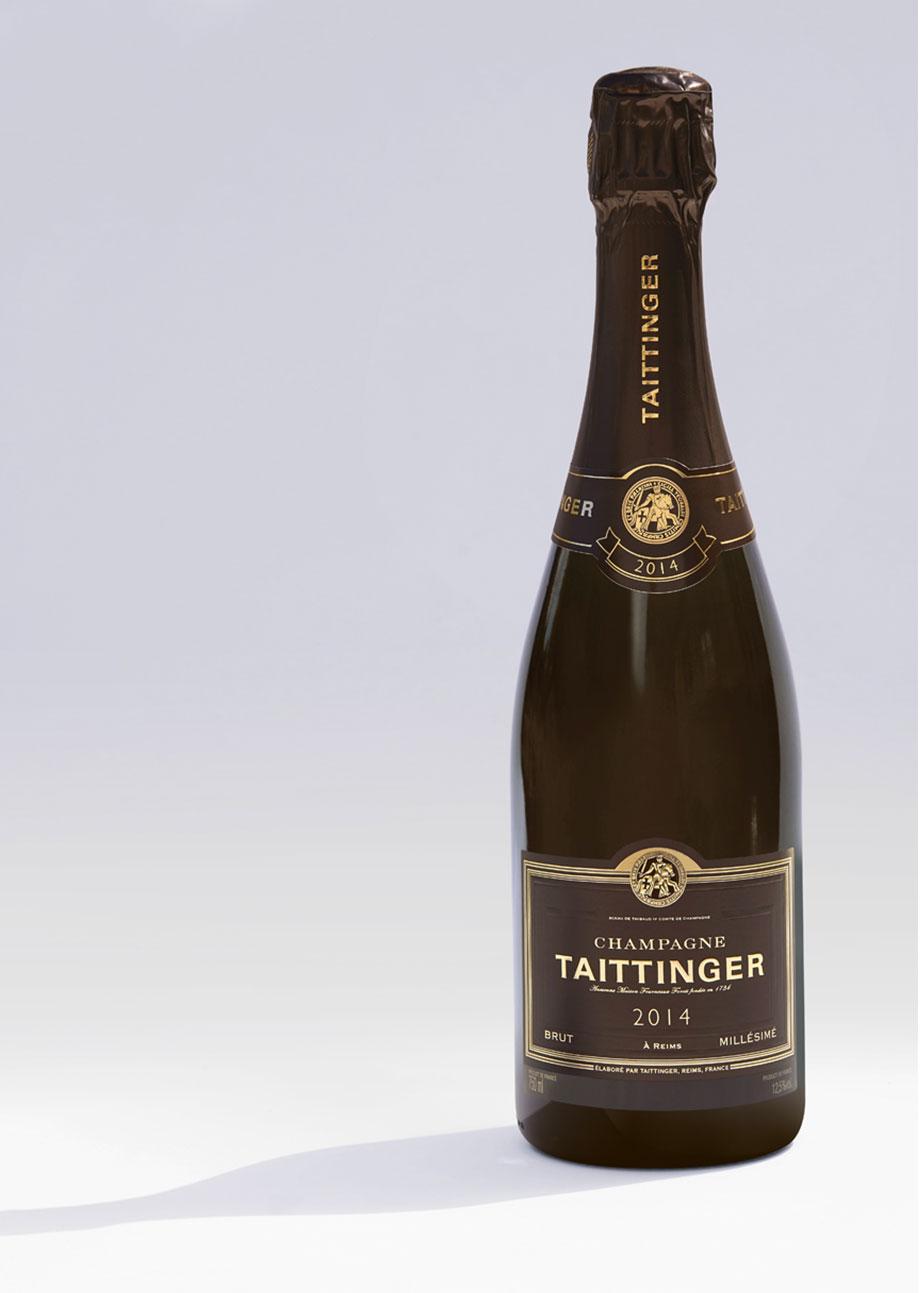 Brut Millésimé | Champagne Taittinger