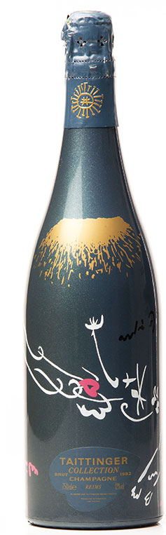 Champagne Taittinger 1987 ANDRÉ MASSON